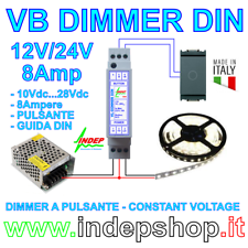 Dimmer Led a Pulsante