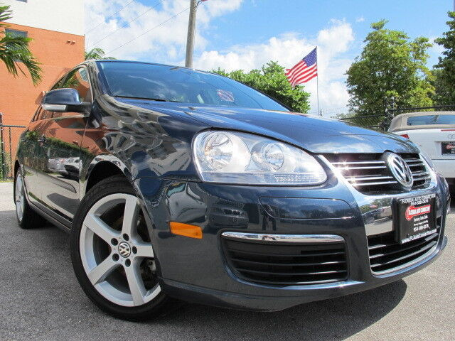 09 VOLKSWAGEN JETTA TDI VW 2.0L TURBO DIESEL LEATHER SUNROOF AUTO 81K MILES