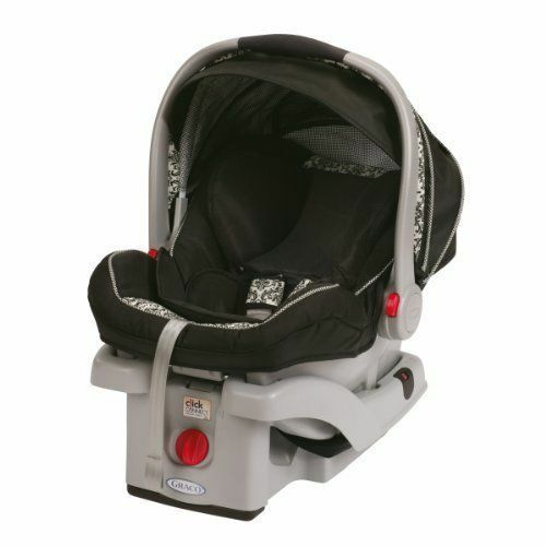 Graco Snugride Infant Car Seat Front Adjusting Straps