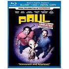 Paul (Blu-ray/DVD, 2011, 2-Disc Set, Includes Digital Copy)