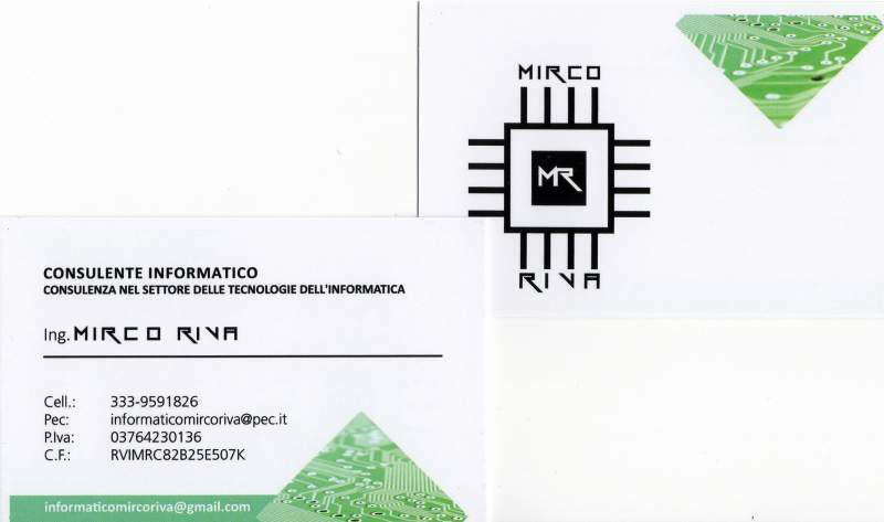 Mirco Riva - Hardware Specialist and System Administration