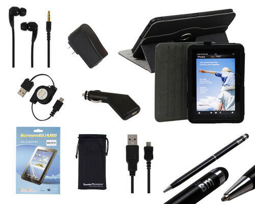 Bundle Monster Nine-Piece Accessories Set For Kindle Fire 8.9-inch HD