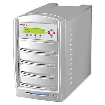 Microboards D103LS DVD±RW/CD-RW 3 Disc Duplicator