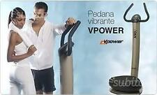 Pedana vibrante dkn technology v-power -Nuovissima
