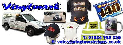 Vinylmark Signs