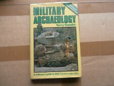 Military archaeology-terry gander
