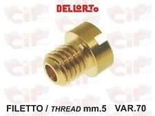 Getto carburatore misura 70 filetto mm.5 11070