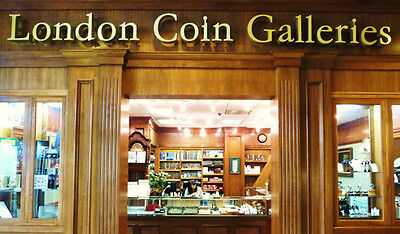 London Coin Mission Viejo
