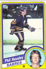 Phil Housley Hockey Trading Cards