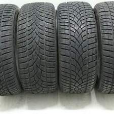 Kit di 4 gomme usate invernali 235/55/19 Dunlop