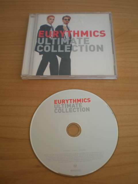 Eurythmics Ultimate Collection: Ultimate Collection CD Album A Palermo