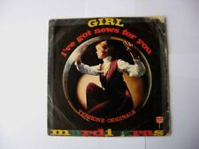 Vinile 45 giri del 1970-Mardi Gras-girl i've got new for you