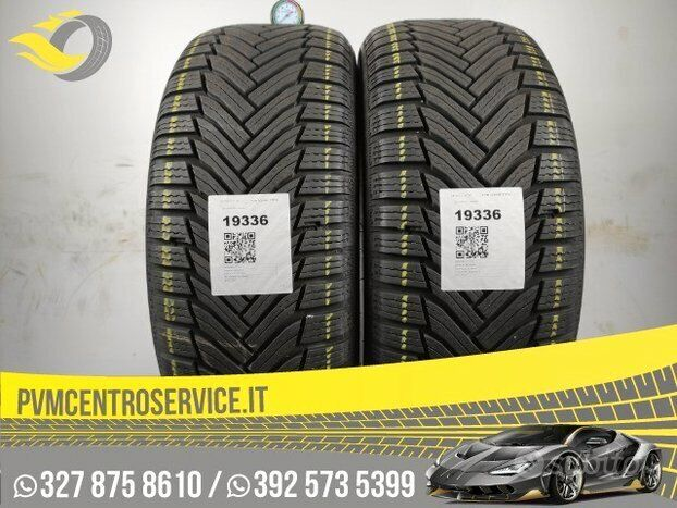 Gomme Usate 225 50 17 Michelin 19336