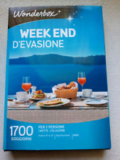Week end d'evasione x due persone
