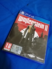 Wolfenstein 2 the new colossus ps4 come nuovo