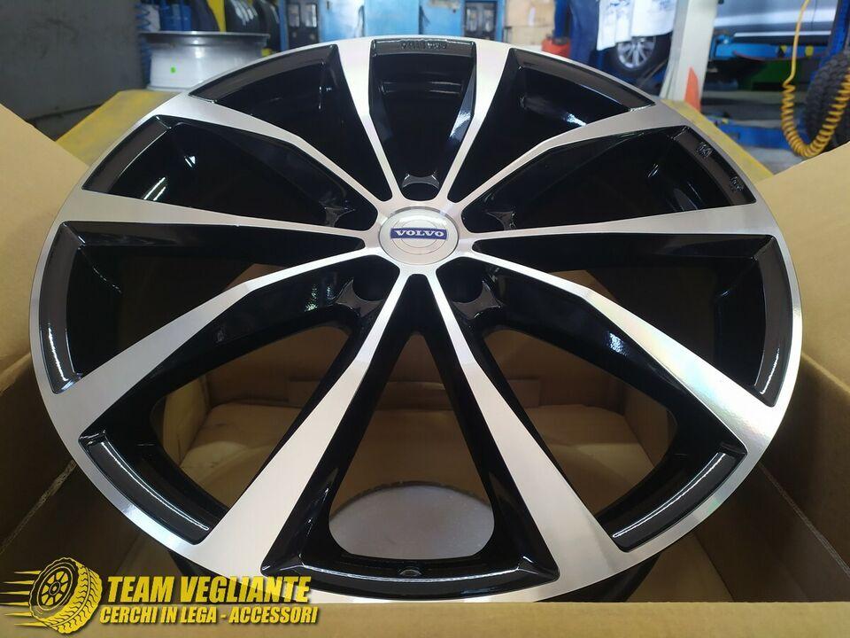 MAK WOLF 4 cerchi in lega 18 pollici Volvo xc60 - xc70 - v70 2
