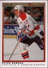O-PEE-CHEE Peter Bondra Hockey Trading Cards