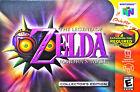 The Legend of Zelda: Majora's Mask Boxing Video Games