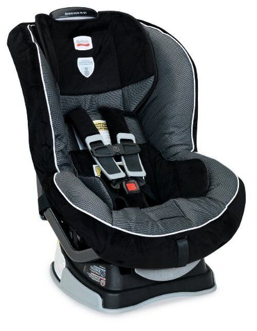 Toddler Head In Front Facting Car Seat
