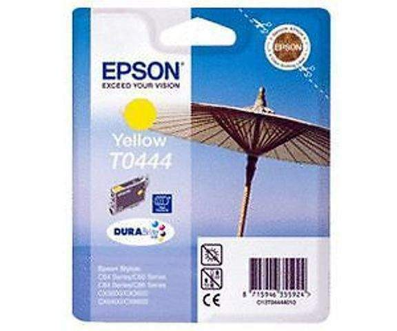 Epson stylus color t0444 originale giallo yellow