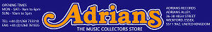 Adrians Vinyl Records
