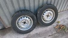Gomme Chiodate 165/70R13