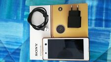 Smartphone Android Sony Xperia M5 bianco