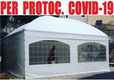 Gazebo SUN PLUS 4X6 struttura robusta 6x4 NEW