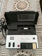 Registratore Denon portatile vintage, audio, anni 60
