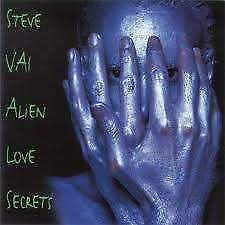 Steve vai – alien love secrets (new)
