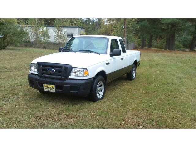 2007 ford ranger super cab used ford ranger for sale in lake hopatcong new jersey. Black Bedroom Furniture Sets. Home Design Ideas