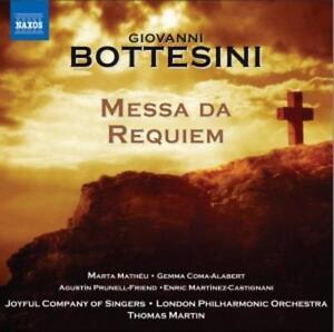 BOTTESIN-Messa-da-Requiem-Matheu-Coma-Alabert-CD-NEU