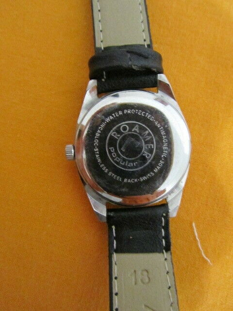 Roamer mov.fhf st96 a carica manuale- 7