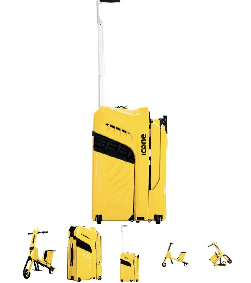 Scooter elettrico trolley nuovo 2