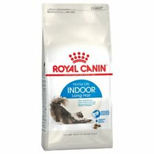 Indoor long hair gatto Royal canin 4 kg
