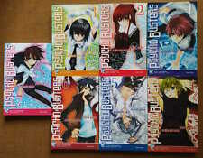 Psycho Busters Completo 7 Volumi - Manga/Fumetto Giapponese