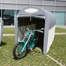 Motobox A Tunnel Copertura Box In Pvc Per Moto Scooter - 270x150xh160