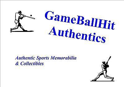 GameBallHit Authentics