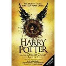 Harry potter and the cursed child - parts i & ii (