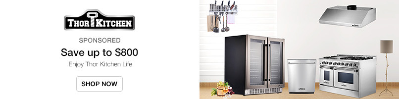 Thor Kitchen Affordable Luxury For Everyone