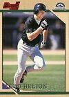 Bowman Todd Helton Baseball Cards