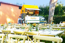 Catering in stile streetfood