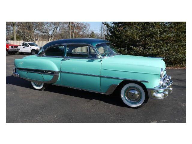 One owner 1953 chevrolet belair 2 door sedan completely for 1953 belair 2 door