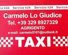 Taxi Agrigento