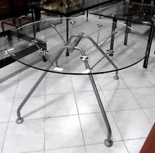 Tavolo tondo moderno
