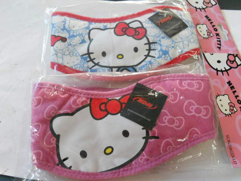 Scaldacollo in pile per bambine HELLO KITTY