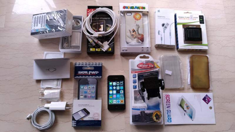 IPhone 4 16GB iOS 7 + Accessori