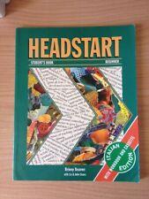 Libro Inglese per principianti Headstart
