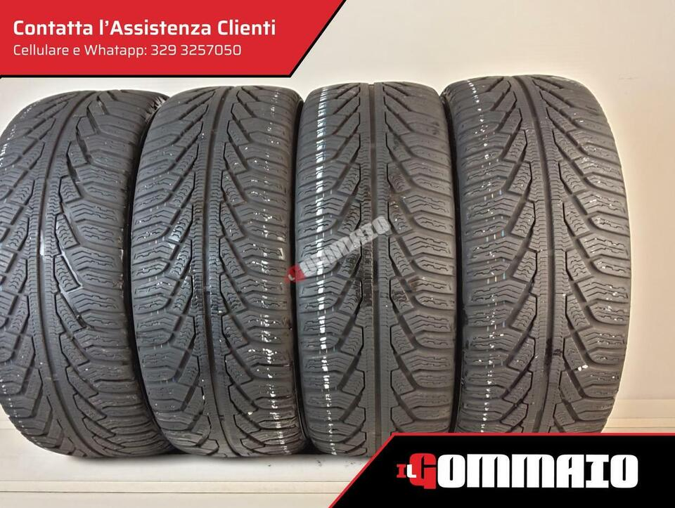 Gomme usate P 185 55 R 15 UNIROYAL INVERNALI