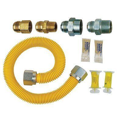 BrassCraft Gas Water Heater Installation Kit. Top 7 Tools for Installing Tankless Hot Water Heaters   eBay